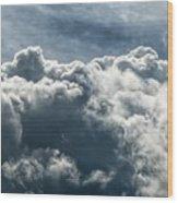 Clouds 3 Wood Print