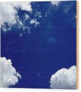 Clouds 52816 Wood Print