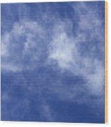 Clouds 8 Wood Print