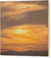 Clouds Ahuachapan 2 Wood Print