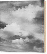 cloudscape No.18 Wood Print