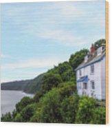 Clovelly - England Wood Print