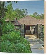 Club Mahindra Madikeri Resort In Coorg Wood Print