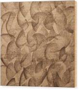 Clusters Wood Print