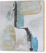 Cn Tower Wood Print