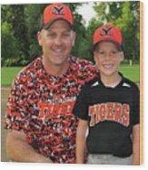 Coach Sodorff And Cody 9740 Wood Print