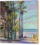 Coast Blvd La Jolla Wood Print