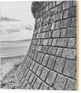 Coast - Defend The Shore Wood Print