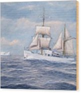 Coast Guard Cutter Northland Wood Print