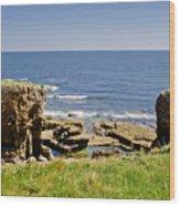 Coast. Seascape 1. Wood Print