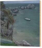 Coastal Bliss Wood Print