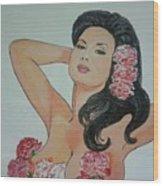 Coca Sarli Wood Print