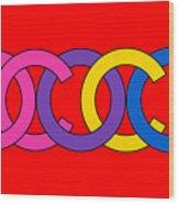 Coco Chanel-8 Wood Print