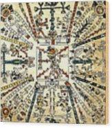 Codex Fej�rv�ry-mayer, 15th Century Wood Print
