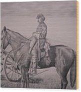 Colburn Wood Print