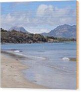 Coles Bay Wood Print