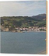 Collioure  Wood Print