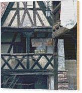 Colmar Wood Print
