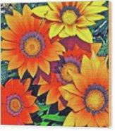 Color 53 Wood Print