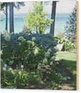 Color Combination Flowers Cc78 Wood Print