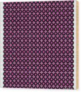 Color Illusion No1. Wood Print