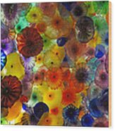 Color Pop Wood Print