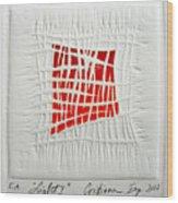 Color41 Monoprint Wood Print