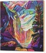 Colorado Abstract Wood Print