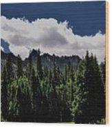 Colorado Colors Of San Juan Wood Print