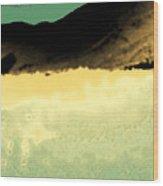 Colorado Rangelands Wood Print