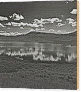 Colorado Reflections 1 Wood Print