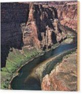Colorado River Horseshoe Bend  Wood Print