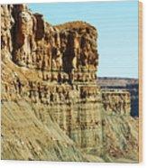 Colorado Scenic Wood Print