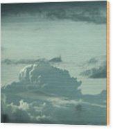 Colorado Storm Wood Print