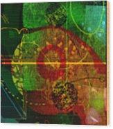Colorscope  Wood Print