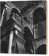 Coloseo 3 Wood Print