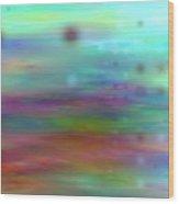 Colour25mlv - Impressions Wood Print