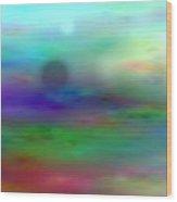 Colour28mlv - Impressions Wood Print