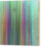 Colour2mlv - Impressions Wood Print