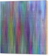 Colour5mlv Wood Print