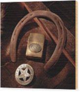 Colt Ranger Wood Print