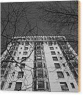 Columbia Heights Wood Print