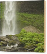 Columbia River Gorge 1 Wood Print
