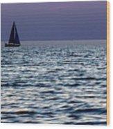 Come Sail Away 6 Wood Print