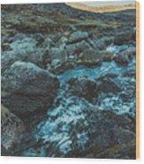 Comeragh River Wood Print