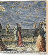 Comet Of 1812 Wood Print