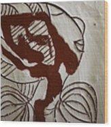 Comfort - Tile Wood Print