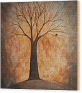 Companionship Wood Print