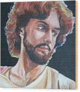 Compassionate Christ Wood Print