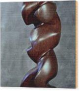 Complicated Women Wood Print